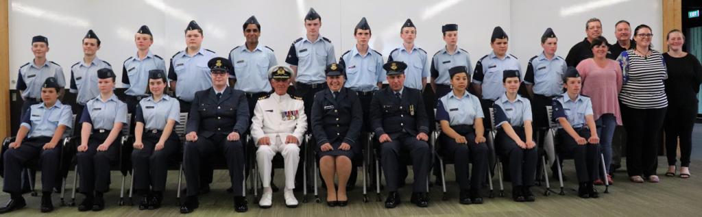Rotorua Cadets